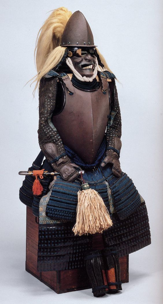 Sakakibara Yasumasa (榊原 康政). This armor was given to Sakakibara Yasumasa by…