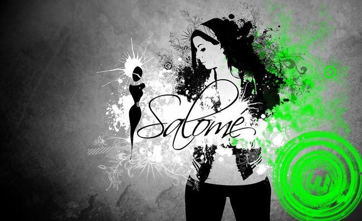 Artwork by Salomé www.facebook.com/salomemusic