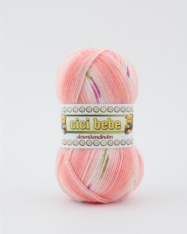 Cicibebe 595-05 - Peach Sprinkles