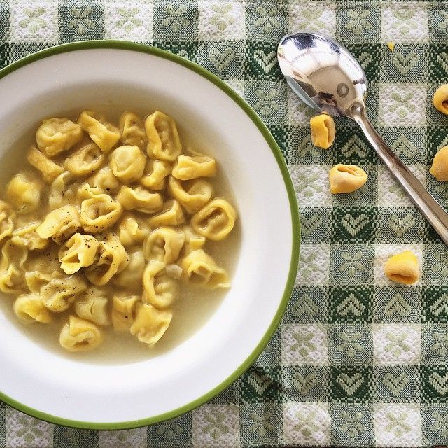 """""""You haven't experienced #Bologna if you haven't eaten #tortellini"""" - Instagram by @Nomadswind"""