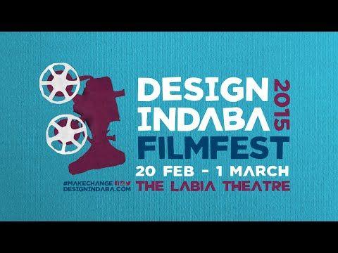 Design Indaba FilmFest 2015 - YouTube