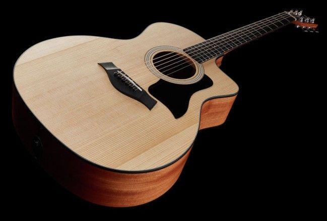 Taylor 114CE Guitarra Electroacústica. Compra en Colombia