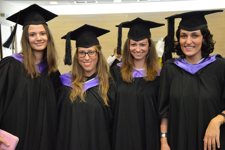Congratulations to our graduates! We wish you success and happiness!