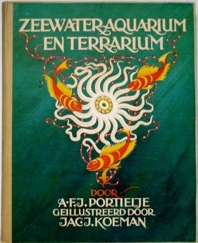 Verkade-album-Zeewateraquarium-en-terrarium-1930-collecting-album-aquariums