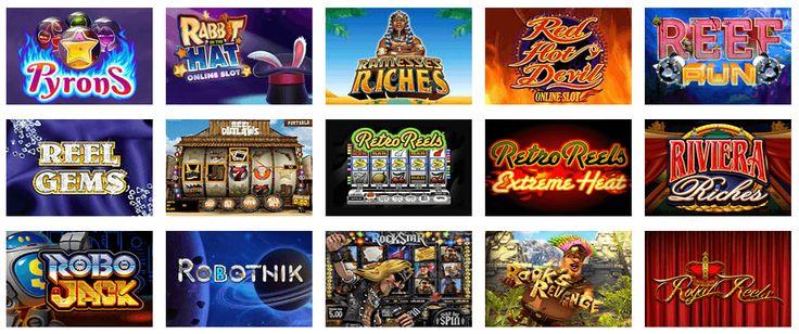 Casino Room - Online Casino, Play and Win Online
