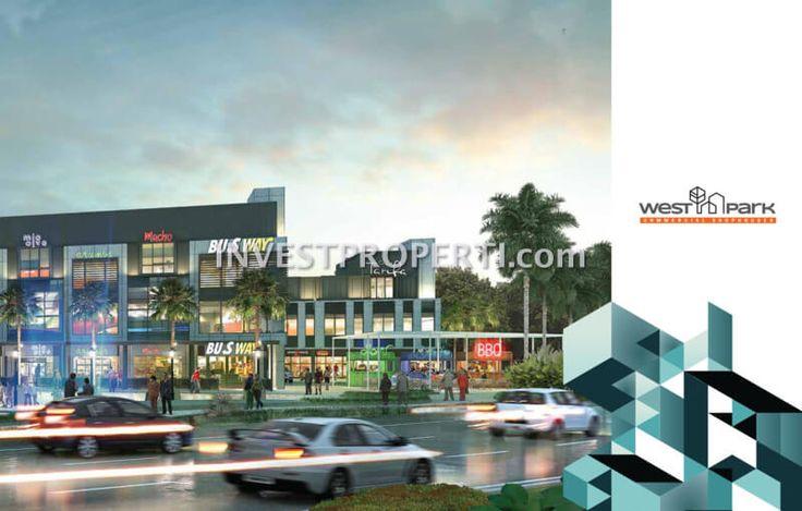 West Park Shophouses BSD City