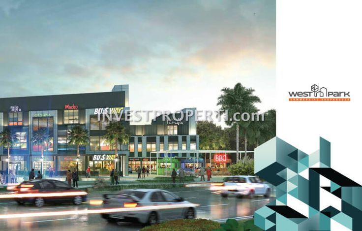 West Park Shophouses BSD City
