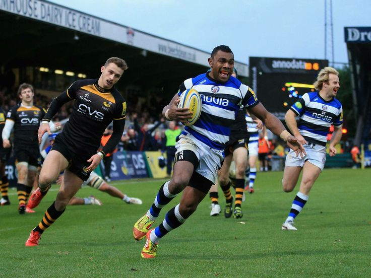 Wasps 5 Bath 28 match report: Semesa Rokoduguni helps Bath extend winning run