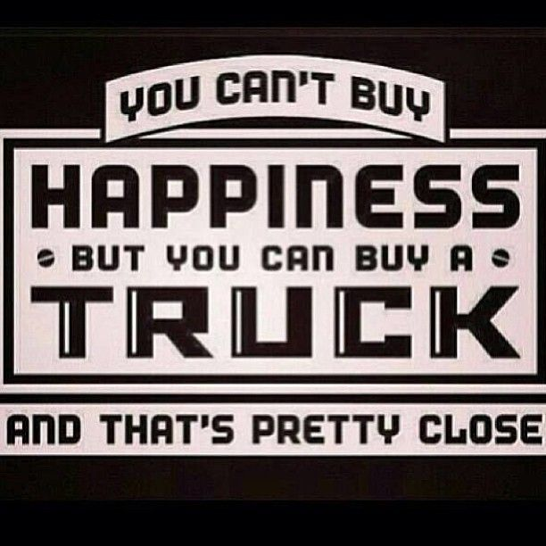 It's How I Felt When I Bought My Tundra