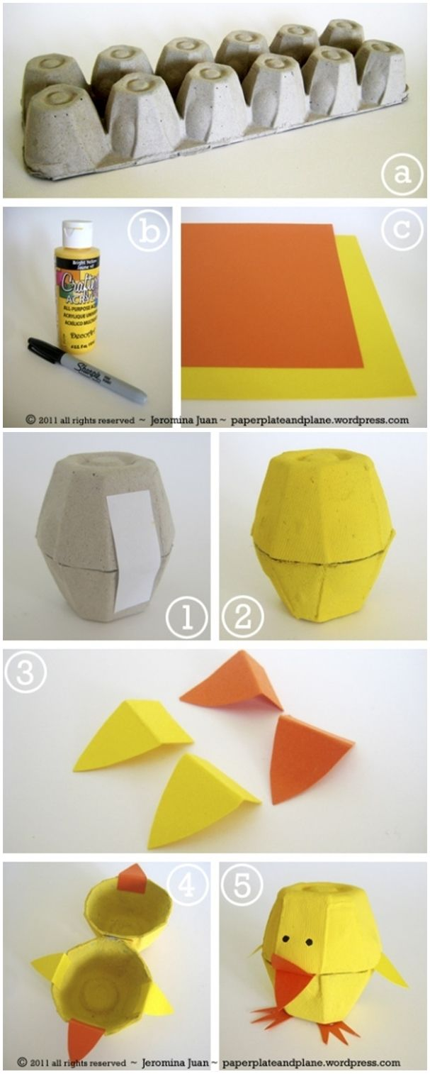 egg cup recycling