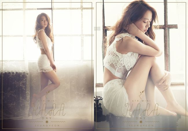 KARA Han Seung Yeon's Teaser Pictures Revealed http://www.kpopstarz.com/articles/101691/20140731/kara-han-seung-yeons-teaser-pictures-revealed.htm