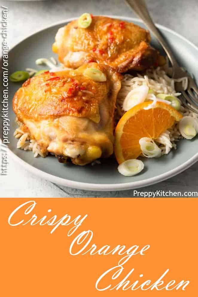 Best oven baked orange chicken recipe