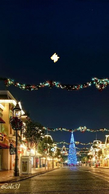Looks like Main Street at Disneyland.