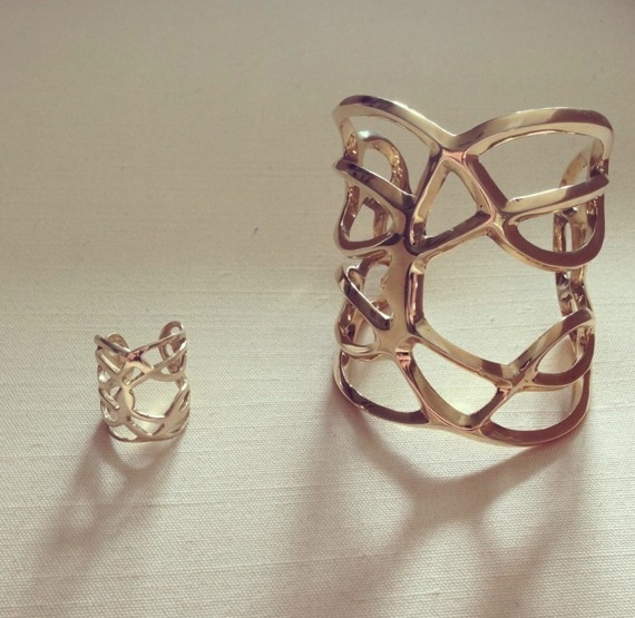 New collection s/s '13 b-tal jewellery ring & bracelet , Aztec is now available for further info please stay tuned !!