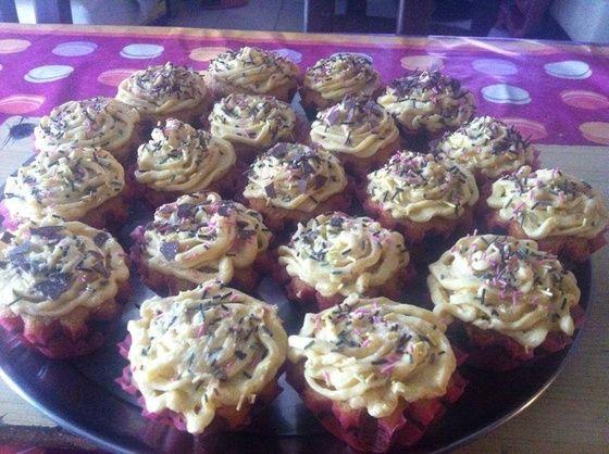 RECIPAY.COM - Cupcakes moka