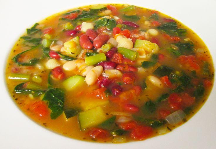 Top Secret Recipes Olive Garden Minestrone Soup Copycat