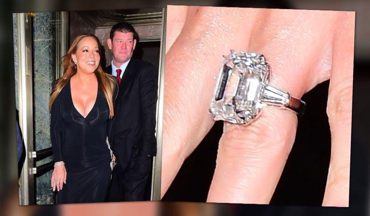 5 Glamorous Engagement Rings like Mariah Carey's | Brilliant Earth
