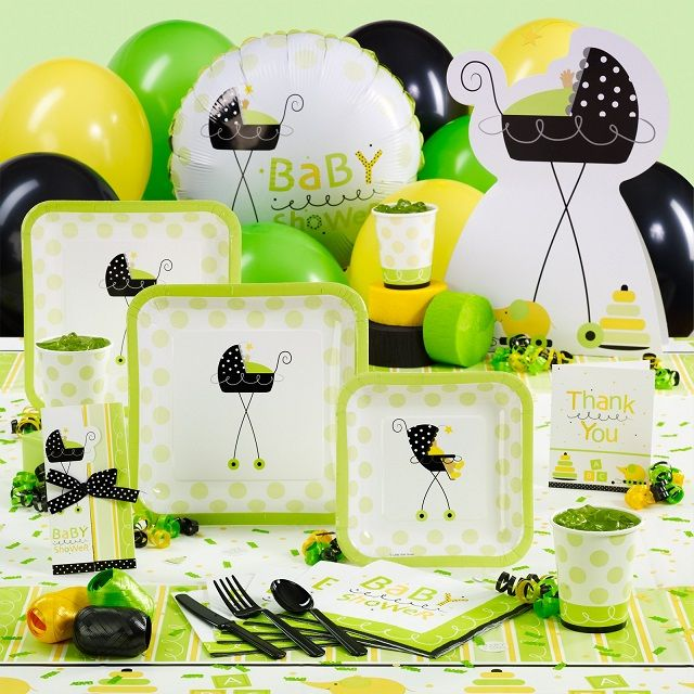 best baby carriage/pram/stroller theme images on, Baby shower invitation