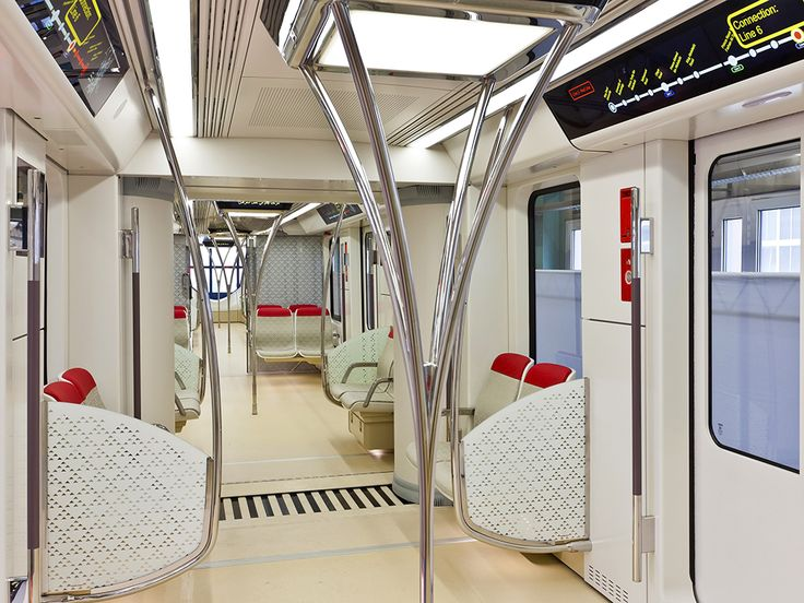 Metro Interior Design 227 Best Railways Images On Pinterest  Train Interiors And Trains