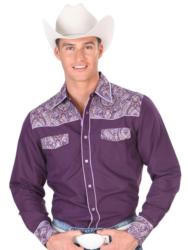 33617 Camisa Vaquera Caballero El General