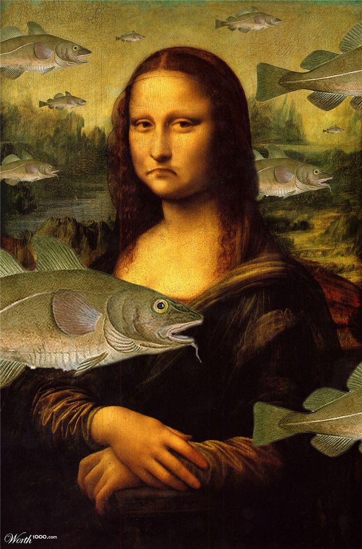 317 best Art Parody: Mona Lisa images on Pinterest | Mona lisa ...