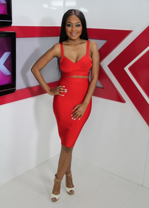 Lerato Kganyago is a South African beauty.