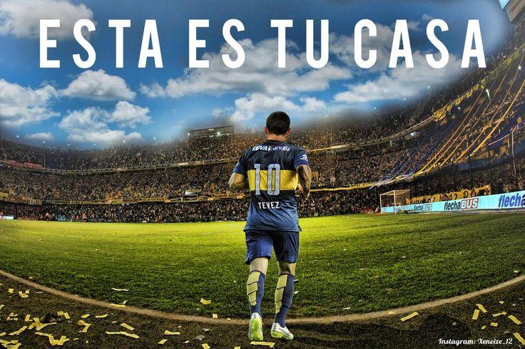 Boca Juniors - Tevez Vuelve