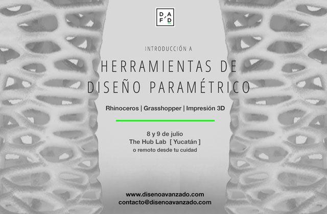 Introducción a Herramientas de Diseño Paramétrico