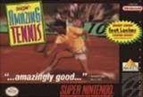 David Crane's Amazing Tennis - SNES Game