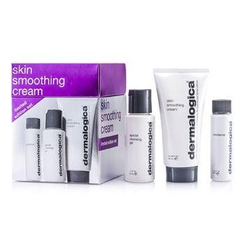 Skin Smoothing Cream Limited Edition Set: Skin Smoothing Cream 100ml + Special Cleansing Gel 50ml + Precleanse 30ml - 3pcs