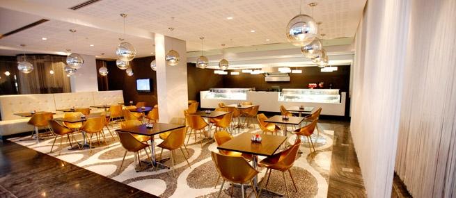 Cinnamon Coffee Shop - African Pride 15 on Orange Hotel