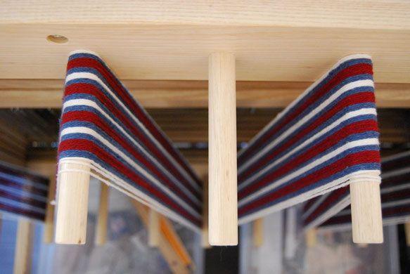 Weaving tutorial by Atelier Faggi Italy - #weaving #weaving-techniques #handweaving #atelierfaggi