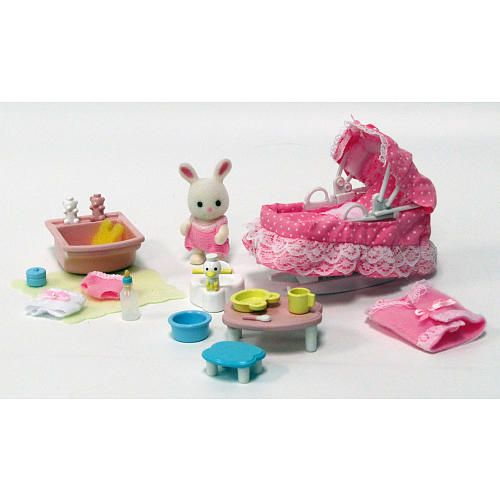 Calico Critters Baby S Love N Care Set International