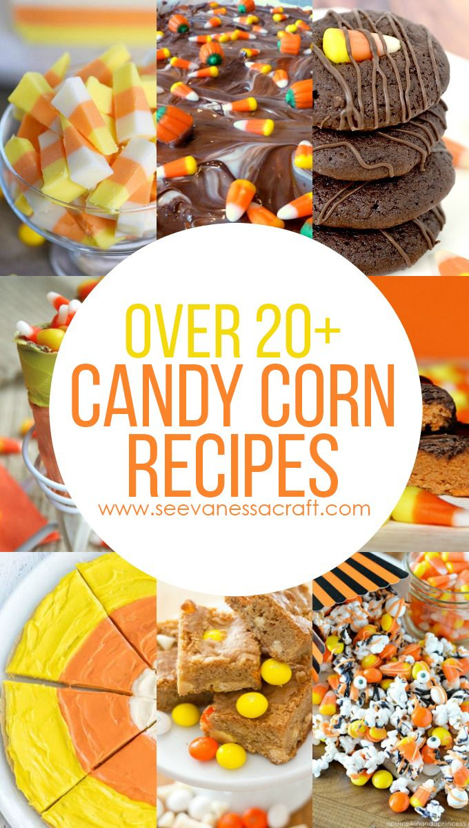 Halloween: 20+ Candy Corn Dessert Recipes