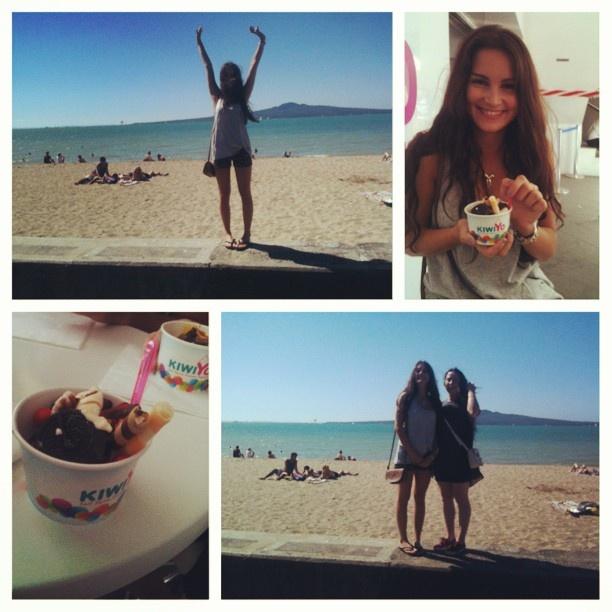 Instagram photo by @oliviaschwass (oliviaschwass) | KiwiYo Self Serve Frozen Yoghurt www.fb.com/kiwiyonz  | www.kiwiyo.co.nz #kiwiyo #froyo