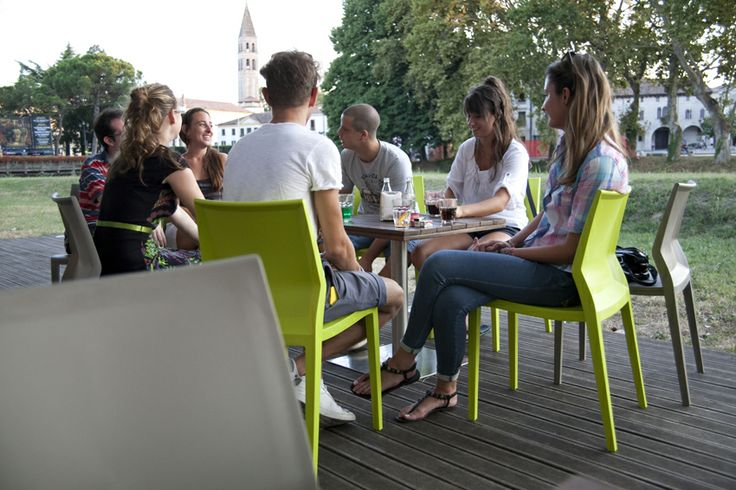 Perfect #design #chair #sedia #outside www.spacesedys.it