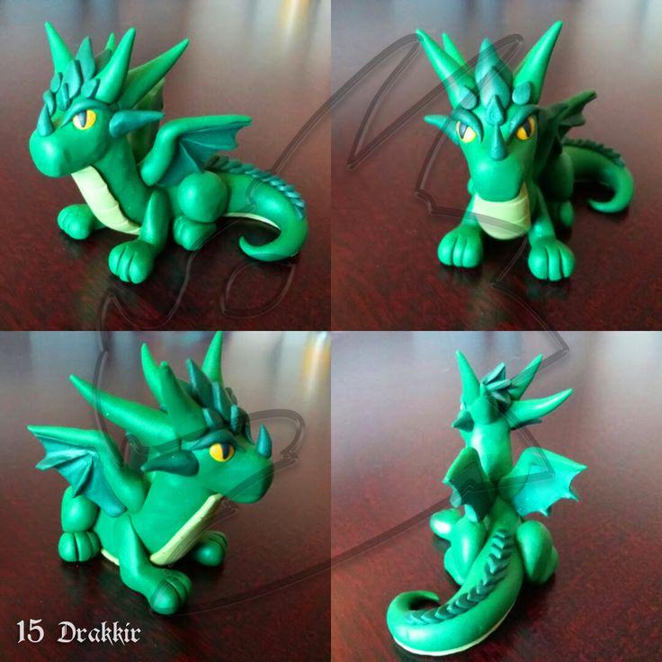 Dragon 15, by Tanli.