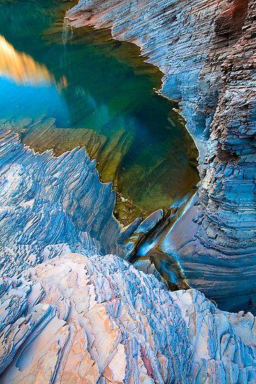 Karijini National Park, Western Australia ♥ ♥ www.paintingyouwithwords.com