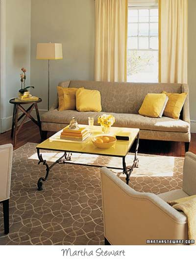 Trend Tuesday: The Secret Behind Making Yellow Happy… | Color for Your Home