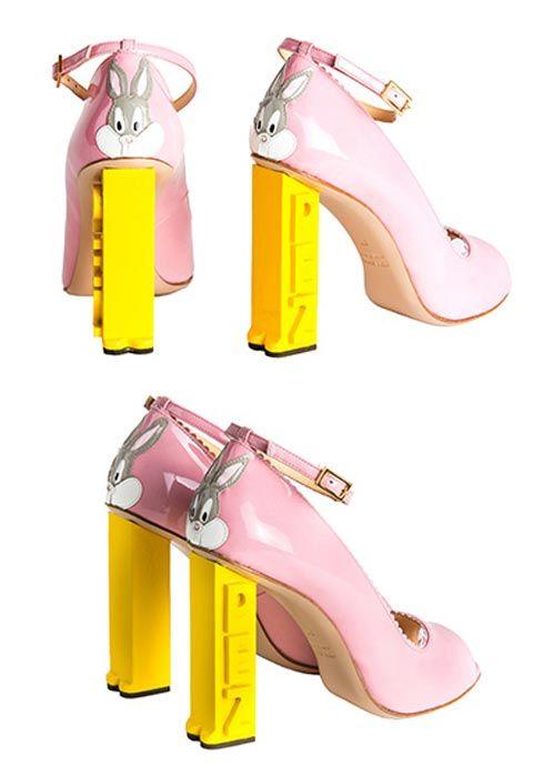 Camilla Elphick et ses chaussures dingues