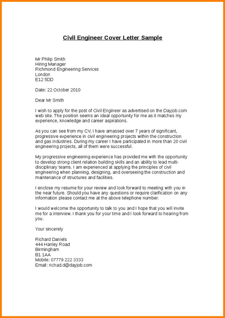 recommendation letter for civil engineer from employer reference client
