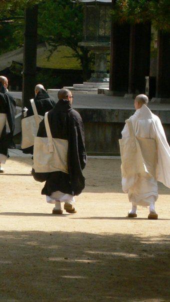 Koyasan - moines
