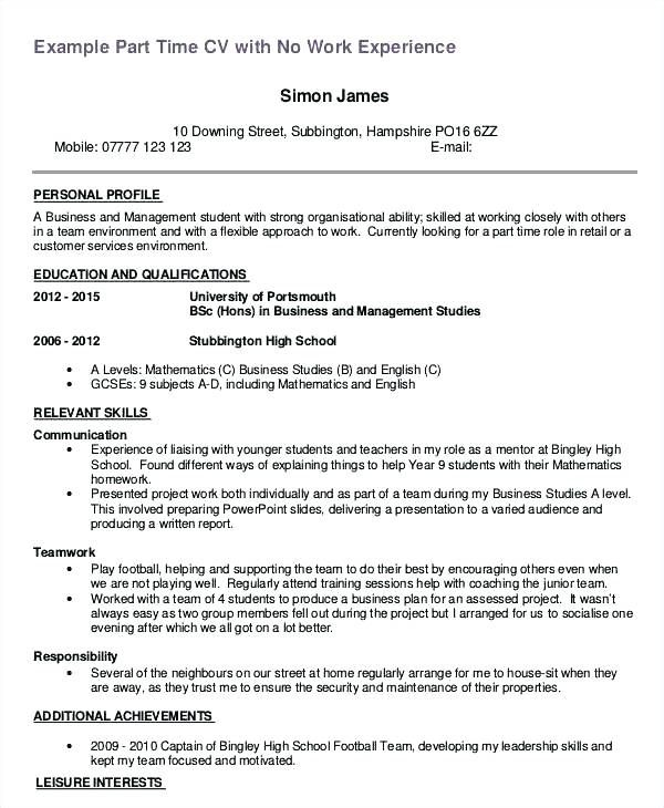 179 best cv examples images on pinterest
