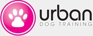 urban dog training logo