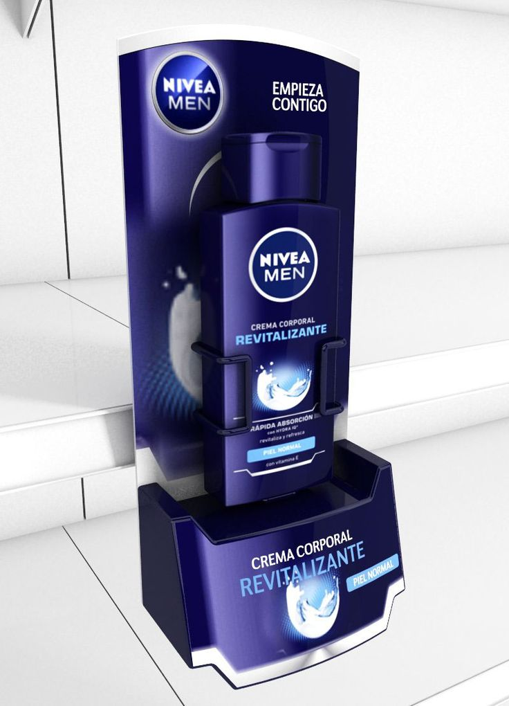 NIVEA MEN on Behance