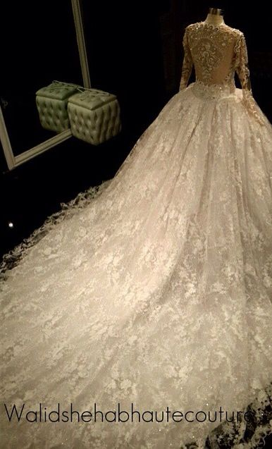 Walid shehab wedding dresses 2018 collection