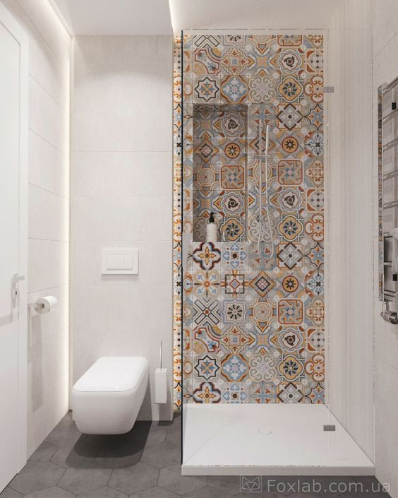 30+ COZY BATHROOM BOHO-CHIC PROJECT DETAIL CONCEPT