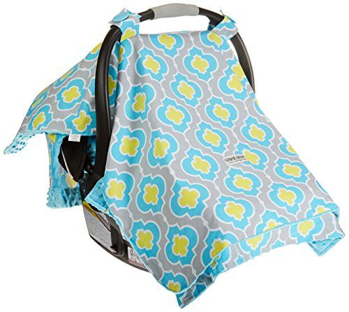 Stroller Covers for Infants Baby Boys and Girls Baby Carseat Canopy Travel Car Seat Covers Blue Forest