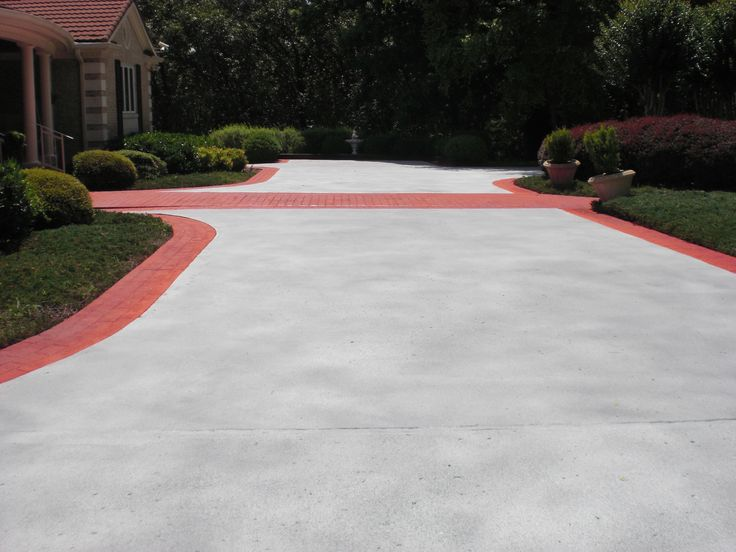37 Best Driveways With Colorseal Images On Pinterest