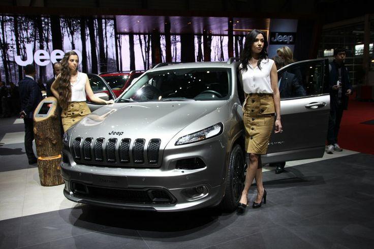 Targi Genewa 2014 | Jeep Cherokee